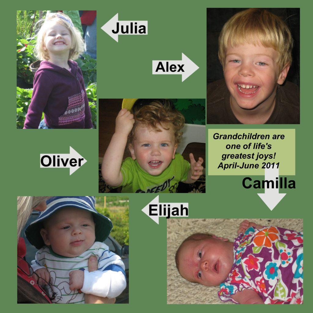 Cutest Grandchildren Ever!