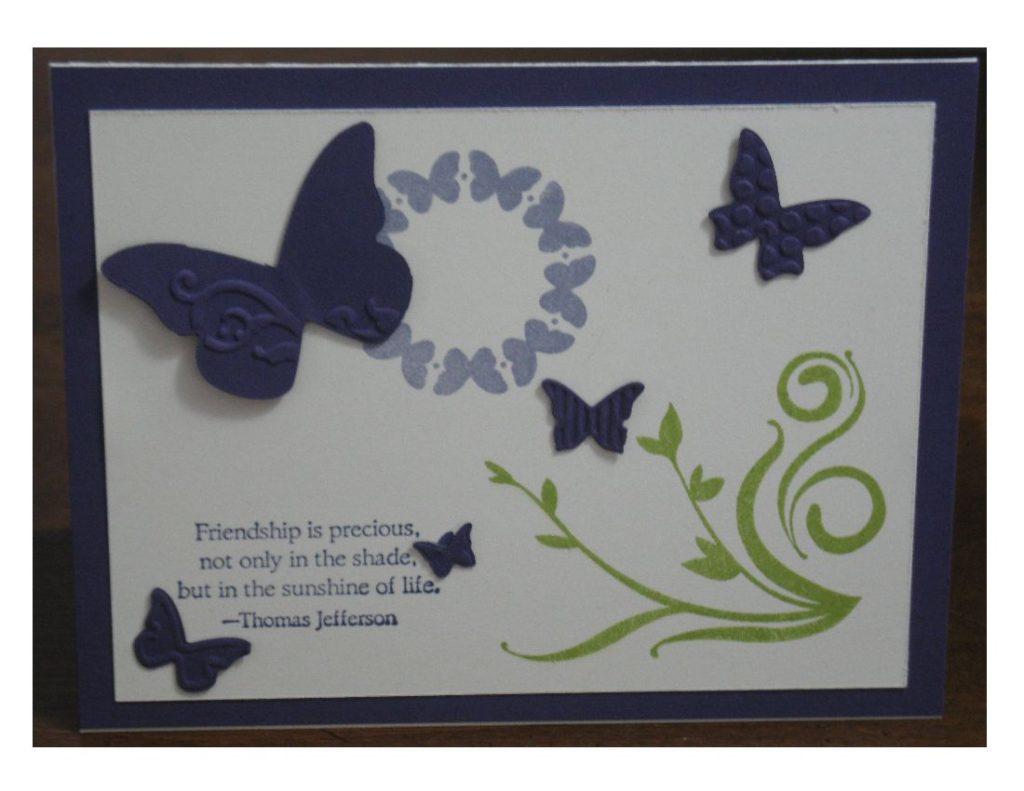 Fluttering Butterflies!