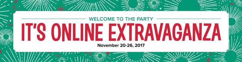 Online Extravaganza Nov 20-26