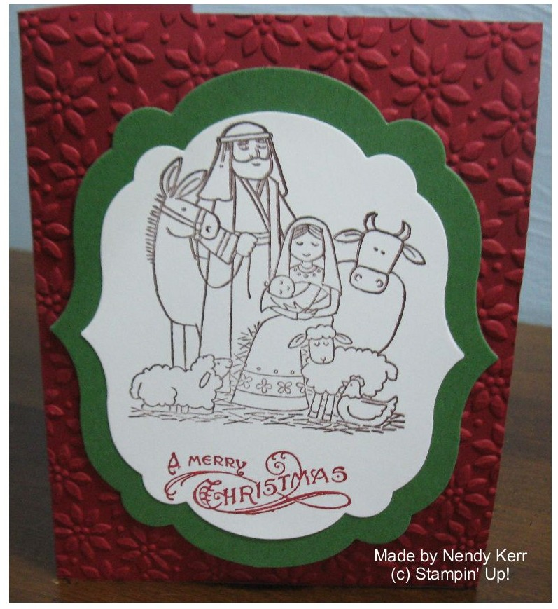 Tidings of Joy-Merry Christmas!