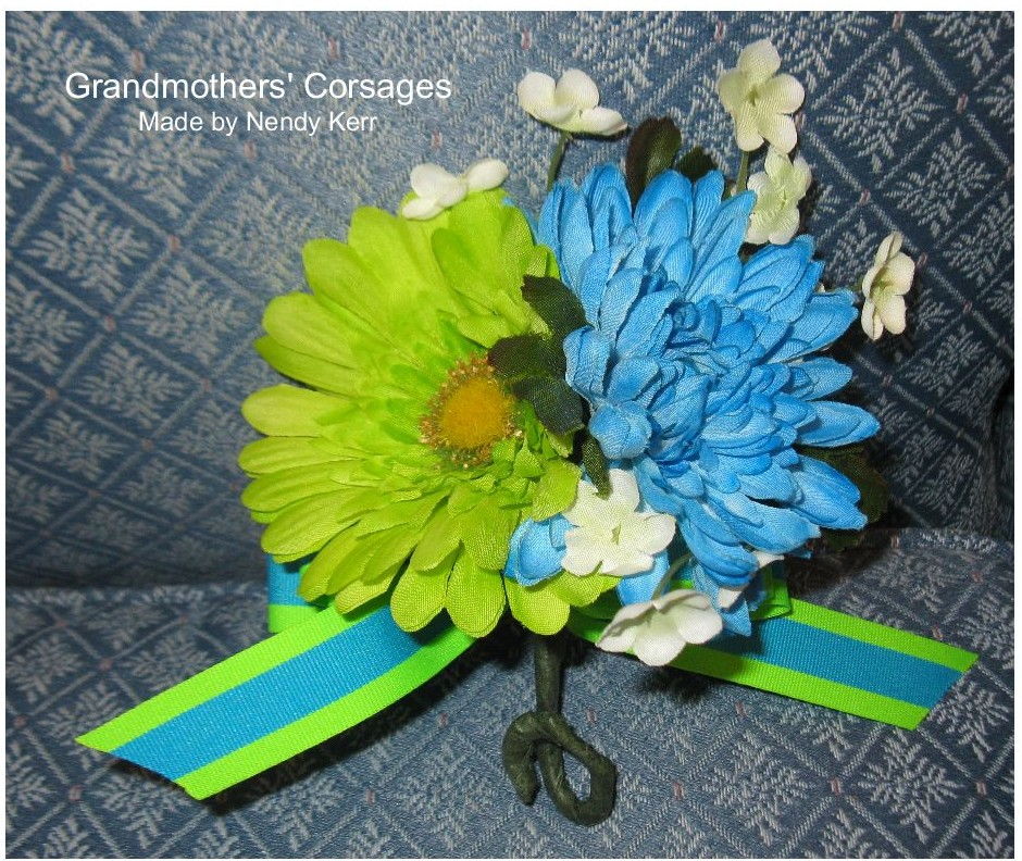 Grandmothers' Corsages