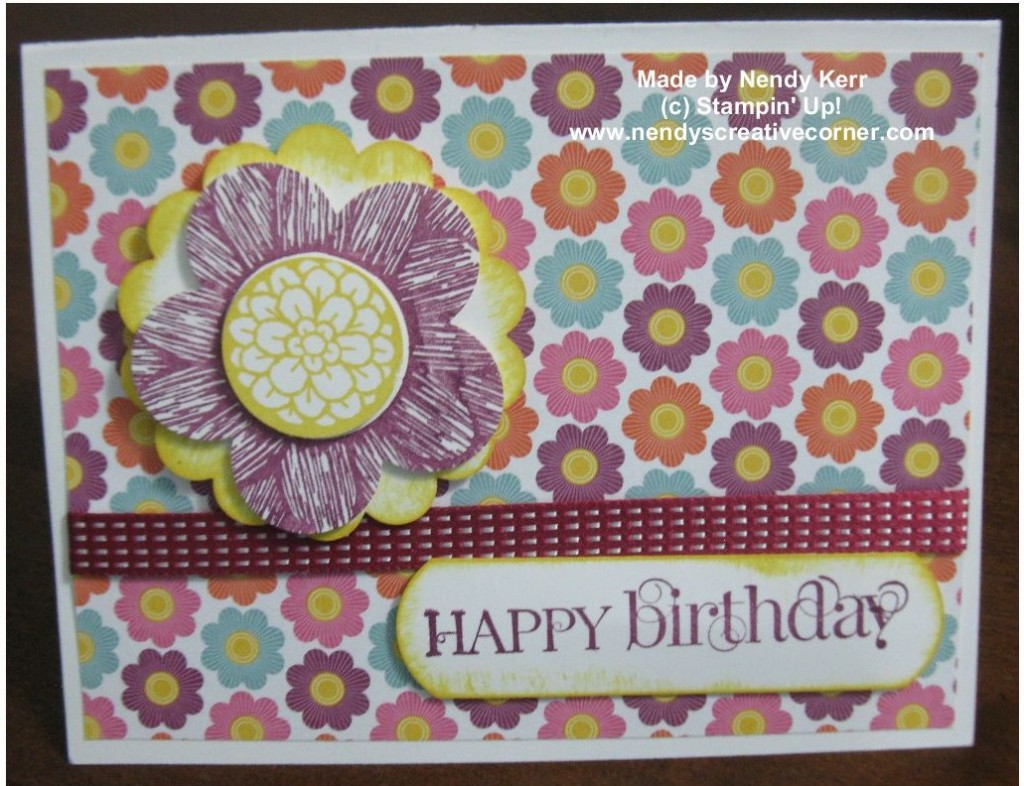 Floral District Birthday