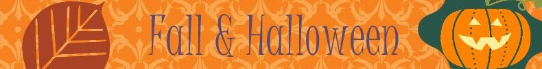 Fall & Halloween Card & Project Ideas
