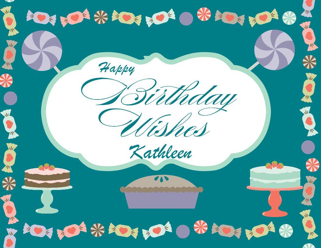 Kathleen MDS Birthday Card2012 Nendys Creative Corner A Card
