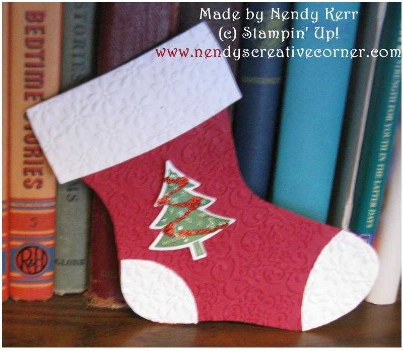 Christmas Stocking 2012