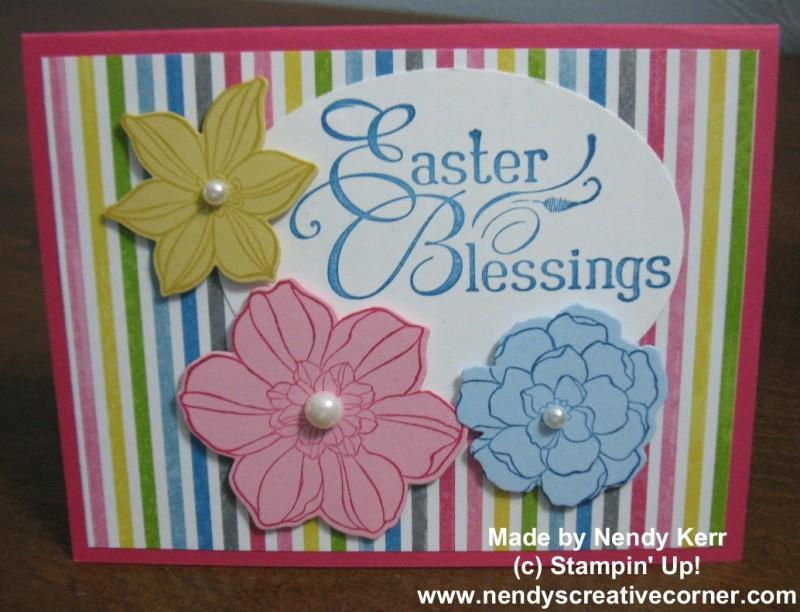 Easter Blessings, Secret Garden, Sunshine & Sprinkles DSP