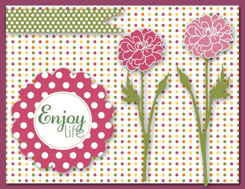 MDS Playful Polka Dots and Spring Fever
