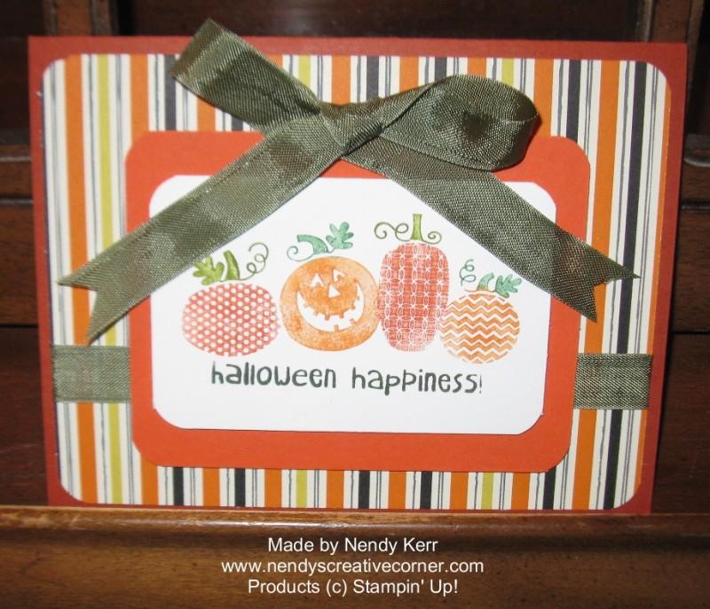 Halloween Happiness Card