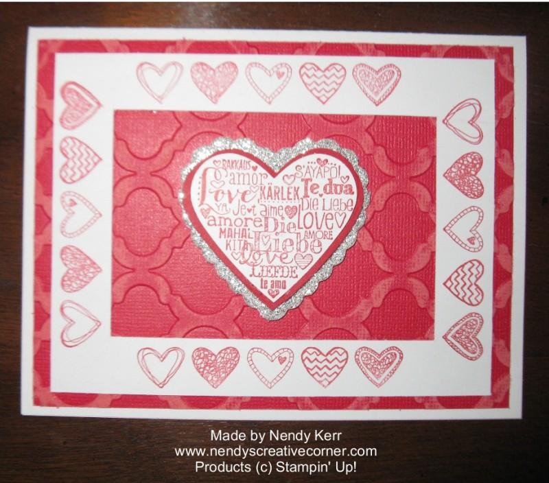 Language of Love Valentine