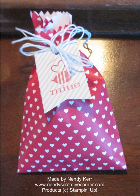 Sweetheart Treat Bag