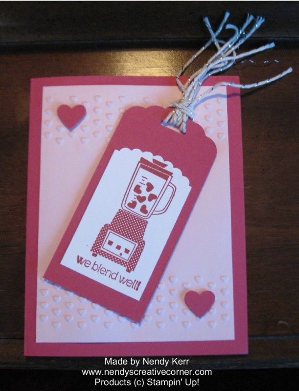 Crazy Mixed Up Love Valentine Card