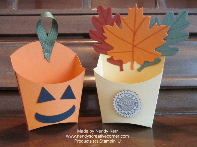 Fall Fry Boxes Video