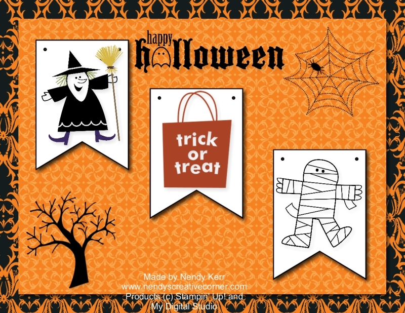 MDS Happy Halloween card
