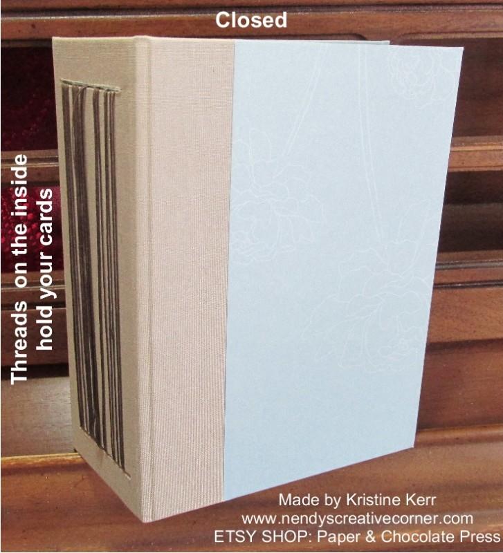 Card Holder Book