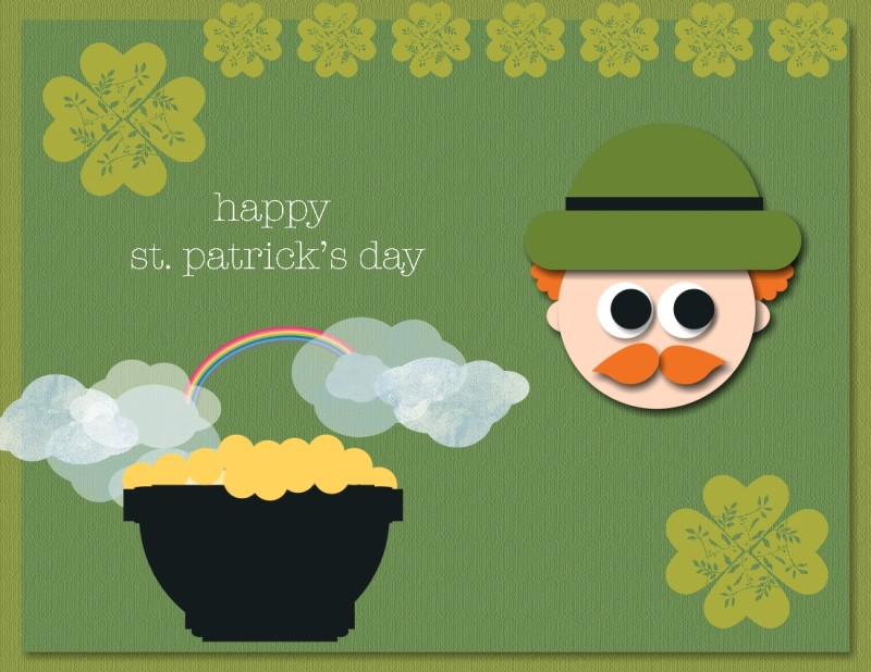 Happy St. Patrick's Day 2015