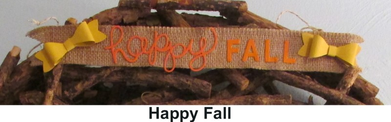Vintage Leaves Fall Wreath-Top
