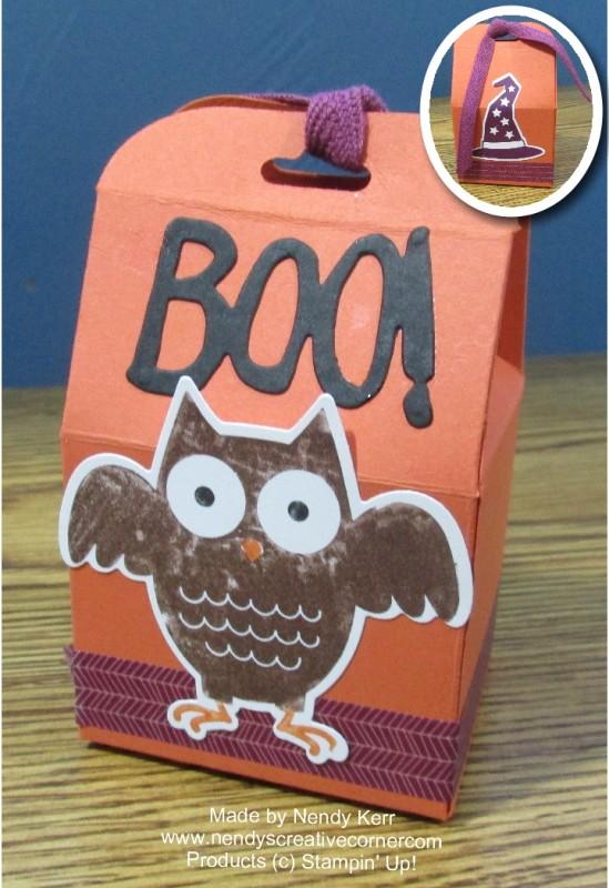 Boo! Baker's Box