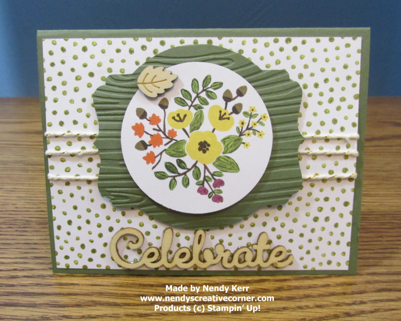 Fall All Occasion card