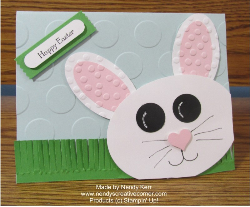 Easter Bunny Card-Updated
