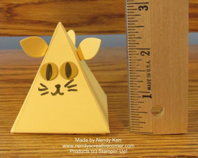 Pyramid Pals Cat