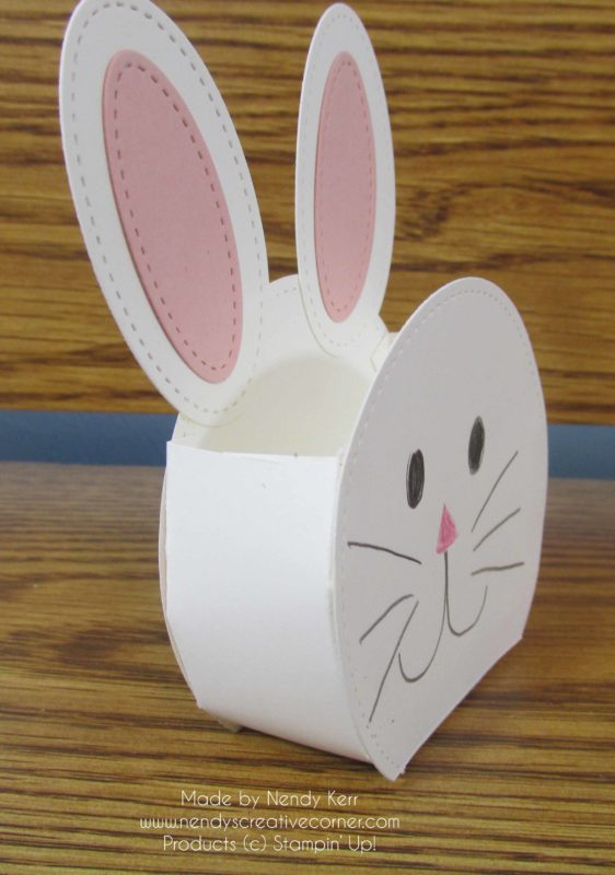 Bunny Treat Holder-side vid