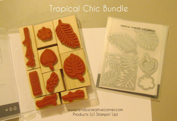 Tropical Chic Bundle