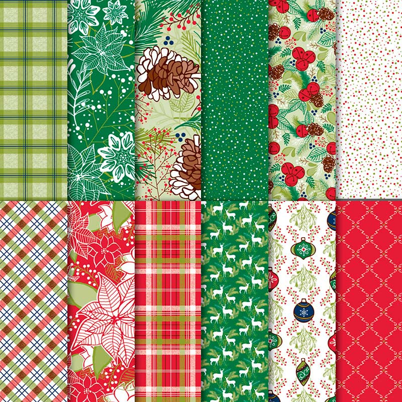 Under the Mistletoe Designer Series Paper