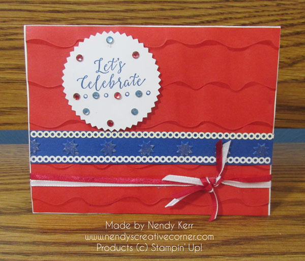 4th of July Card, Independence Day card
