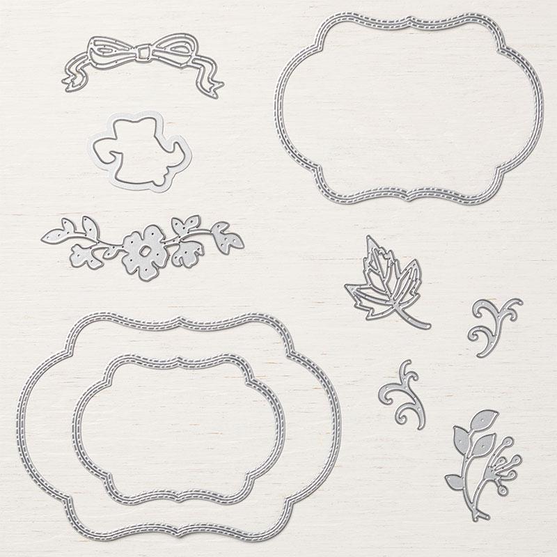 Stitched Seasons Framelits