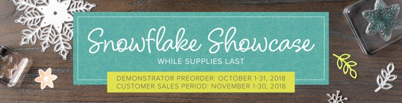 Snowflake Showcase Limited Edition Products