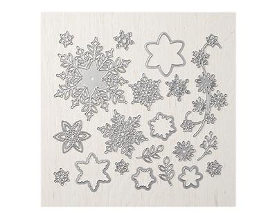 Nov 1-30 Snowflake Thinlits