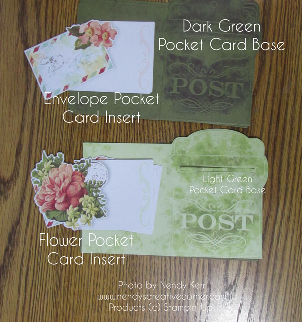 Precious Parcel Card Kit Contents 2