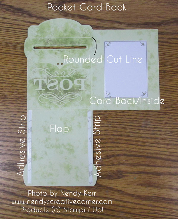 Back Pocket Card Base