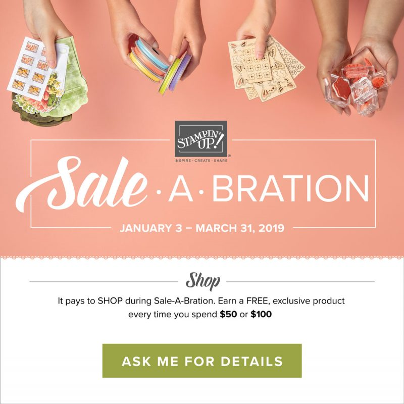 Shop and Earb FREE Sale-a-bration Products!