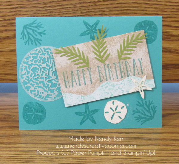 NEW Stampin Up Perennial Birthday Wood Mounted Rubber Stamp Set #145757